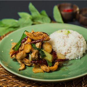chicken-cashew-with-rice