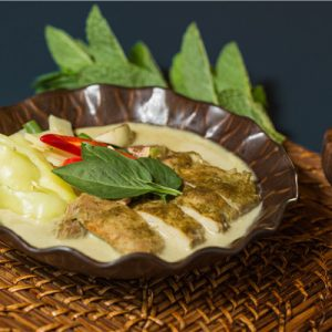green-curry-chicken